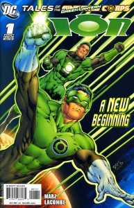 0001 5420 193x300 Tales Of The Green Lantern Corps  Ion [DC] Os1