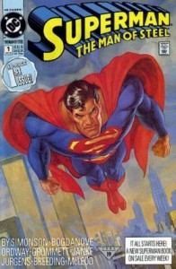 0001 5439 196x300 Superman  The Man Of Steel [DC] V1