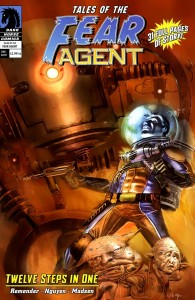 0001 5465 195x300 Tales Of The Fear Agent  Twelves Steps In One [Dark Horse] OS1