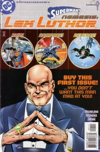 0001 5501 197x300 Supermans Nemesis  Lex Luthor [DC] Mini 1