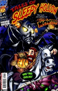 0001 5519 191x300 Tales Of Sleepy Hollow  The Lost Chronicles Of I Hunt Monsters [AP] OS1