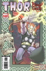 0001 5669 195x300 Thor  Blood Oath [Marvel] Mini 1