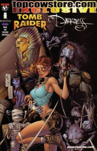 0001 5680 193x300 Tomb Raider  Darkness [Image Top Cow] OS1