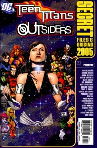 0001 5683 196x300 Titans  Outsiders  Secret Files And Origins [DC] OS1