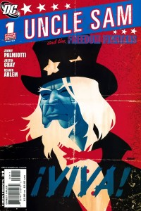 0001 5835 200x300 Uncle Sam And The Freedom Fighters [DC] Mini 1