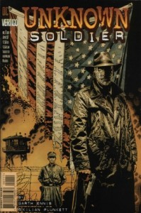 0001 5860 199x300 Unknown Soldier [DC Vertigo] Mini 1