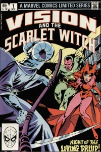 0001 5976 200x300 Vison and Scarlet Witch [Marvel] Mini 1