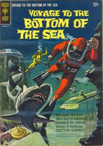 0001 6004 213x300 Voyage To The Bottom Of The Sea [Gold Key] OS1