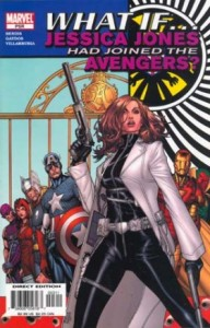0001 6135 192x300 What If Jessica Jones Had Joined The Avengers [Marvel] OS1