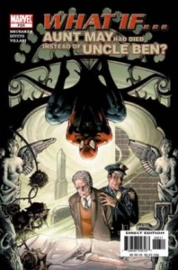 0001 6174 198x300 What If Aunt May Had Died Instead Of Uncle Ben [Marvel] OS1