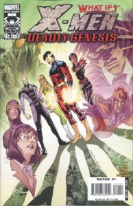0001 6177 194x300 What If X Men Deadly Genesis [Marvel] OS1