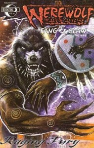 0001 6182 190x300 Werewolf  The Apocalypse  Fang and Claw [Moonstone] V1