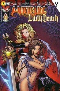 0001 6203 196x300 Witchblade  Lady Death [Image Top Cow] OS1