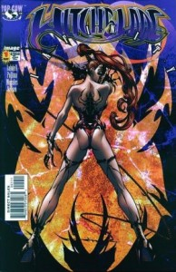 0001 6221 194x300 Witchblade  Infinity [Image Top Cow] OS1