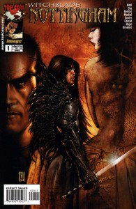 0001 6228 195x300 Witchblade  Nottinghamd [Image Top Cow] OS1