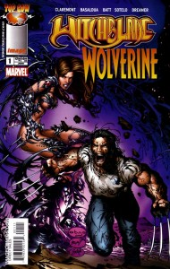0001 6230 190x300 Witchblade  Wolverine [Image Top Cow  Marvel] OS1
