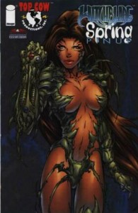 0001 6231 195x300 Witchblade  Spring Pinup [Image Top Cow] V1