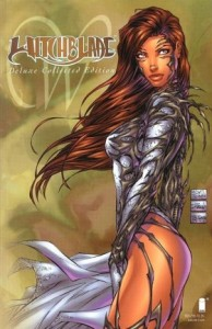 0001 6233 194x300 Witchblade  Deluxe Collected Edition [Image Top Cow] OS1