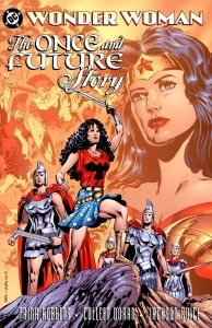 0001 6259 194x300 Wonder Woman  The Once And Future Story [DC] OS1