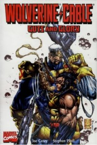0001 6280 200x300 Wolverine  Cable  Guts and Glory [Marvel] OS1