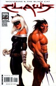 0001 6317 197x300 Wolverine  And The Black Cat  Claws [Marvel] Mini 1