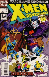 0001 6401 193x300 X Men  Adventures [Marvel] V2