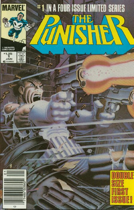 The Punisher 0001