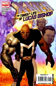 0001 6461 195x300 X Men  The Life And Times Of Lucas Bishop [Marvel] Mini 1