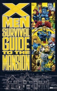 0001 6466 189x300 X Men  Survival Guide to the Mansion [Marvel] OS1