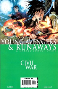 0001 6501 196x300 Young Avengers  Runaways  Civil War [Marvel] OS1