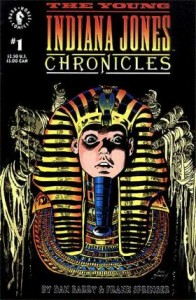 0001 6504 196x300 Young Indiana Jones, The   Chronicles [Dark Horse] V1