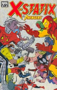 0001 6509 191x300 X Statix Vs The Avengers [Marvel] OS1