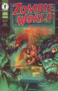 0001 6527 193x300 Zombie World  Home For The Holidays [Dark Horse] OS 1