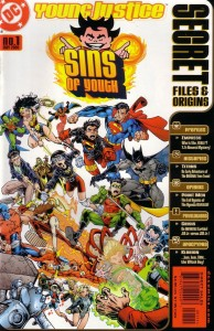 0001 6534 194x300 Young Justice  Sins of Youth  Secret Files and Origins [DC] OS1