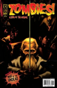 0001 6546 195x300 Zombies  Eclipse Of The Undead [IDW] Mini 1