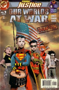 0001 6564 196x300 Young Justice  Our Worlds At War [DC] OS1