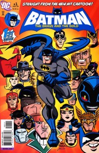 0001 671 193x300 Batman  The Brave And The Bold [DC] V1