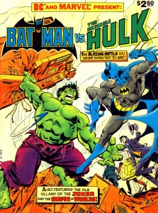 0001 690 223x300 Batman  Vs The Incredible Hulk [DC  Marvel] OS1