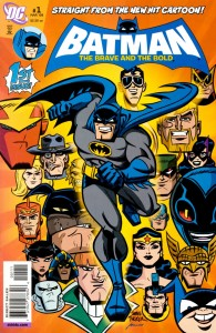 0001 705 195x300 Batman  Brave And The Bold [DC] V1