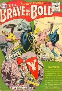 0001 852 205x300 Brave And The Bold, The [DC] V1