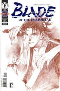0001 853 197x300 Blade Of The Immortal  On Silent Wings [Dark Horse] Mini 1