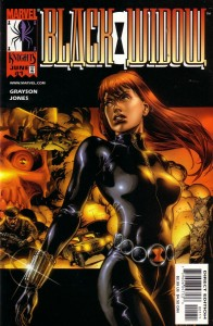 0001 854 196x300 Black Widow [Marvel Knights] Mini 1