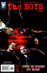0001 857 195x300 Boys, The [Wildstorm] V1