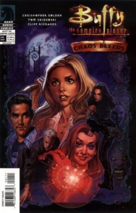 0001 878 192x300 Buffy The Vampire Slayer [Dark Horse] Mini 1