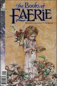 0001 881 199x300 Books Of Faerie, The [DC Vertigo] Mini 1