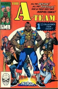 0001 91 195x300 A Team [Marvel] V1