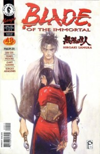 0001 913 195x300 Blade Of The Immortal  Call of the Worm [Dark Horse] Mini 1