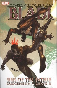 0001 924 193x300 Blade  Sins of The Father [Marvel] OS1