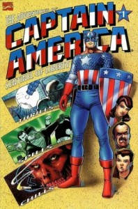 0001 97 198x300 Adventures Of Captain America  Sentinal Of Liberty [Marvel] Mini 1