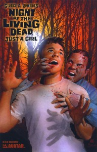 0001 Busch Painted 192x300 Night Of The Living Dead  Just A Girl [Avatar] OS1